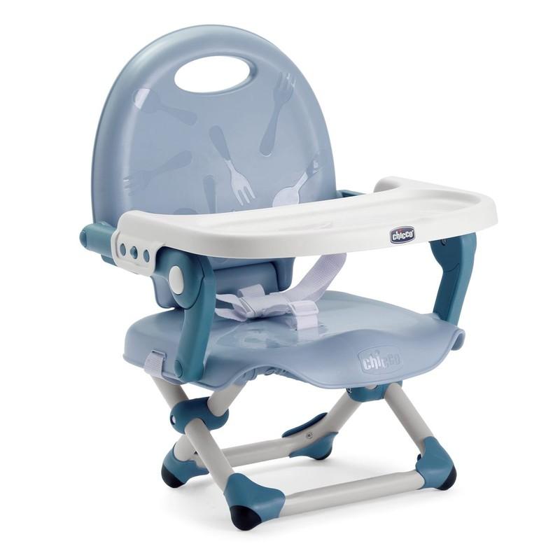 Rialzo sedia Chicco Pocket Snack Blue Sky