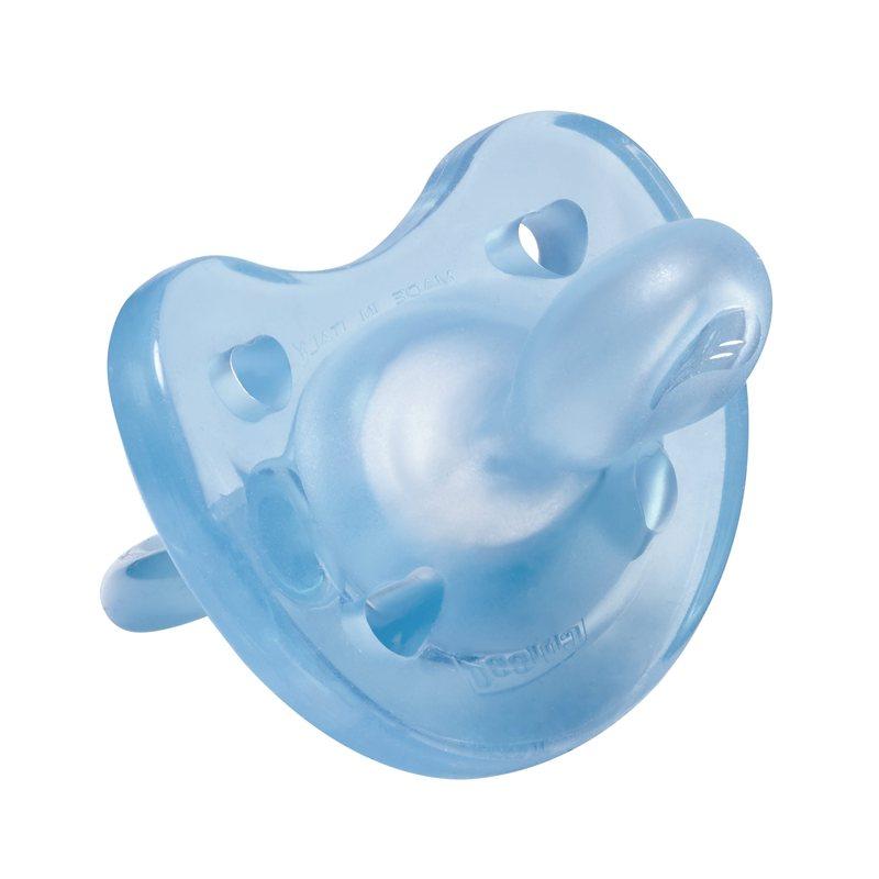 Gommotto Physio Silicone 6-12m Blu