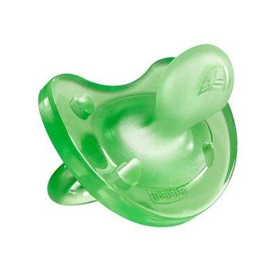 Gommotto Physio Silicone 0-6m Verde