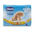 10 Confezioni Pannolini DryFit Advanced Mini 3-6 kg taglia 2 10 confezioni pannolini