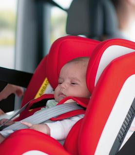 Seggiolini auto per neonati
