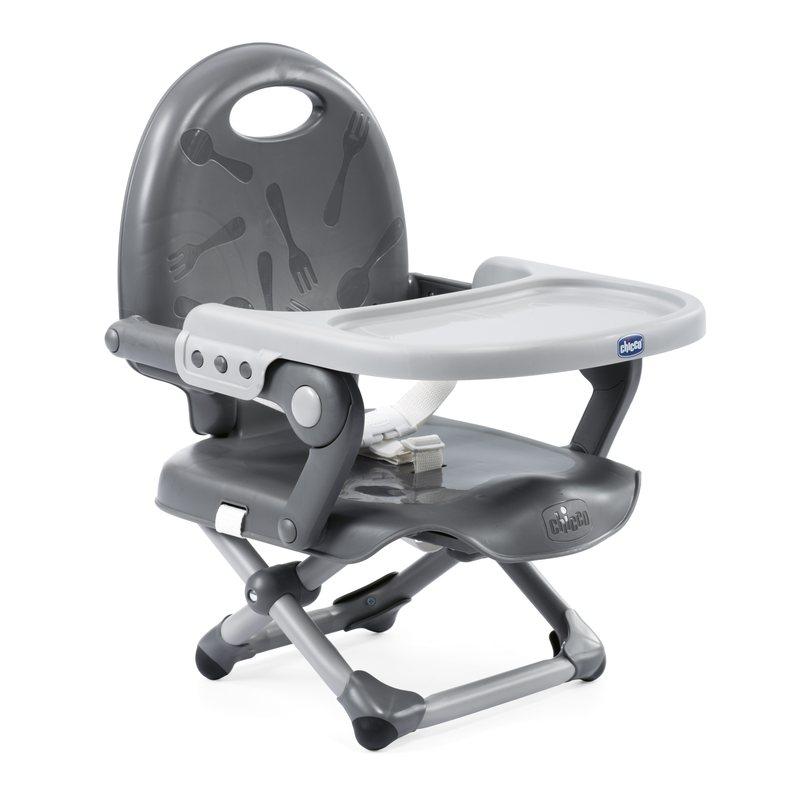 Rialzo sedia Chicco Pocket Dark Grey