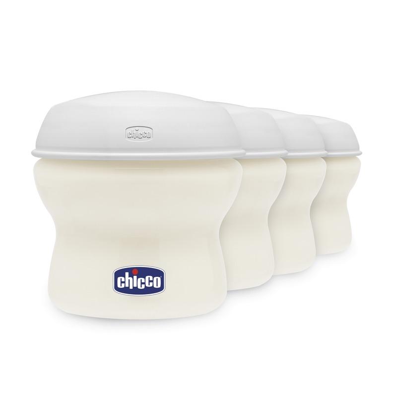 Contenitore latte Natural Feeling confezione da 4 pz 1 contenitore latte