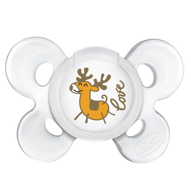Succhietto Natale Physio Comfort 0-6m