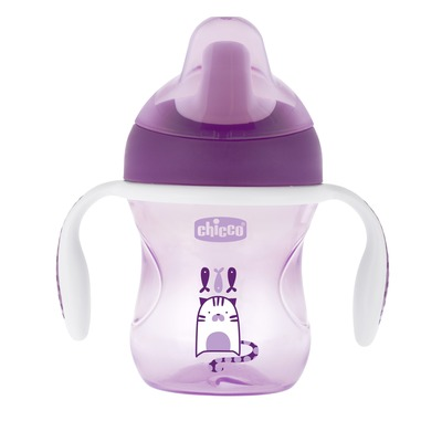 Training Cup 6m+ 200 ml Violet