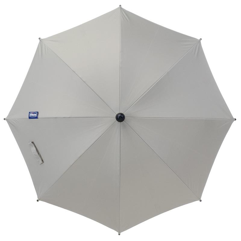 Ombrellino per passeggino Beige 1 ombrellino