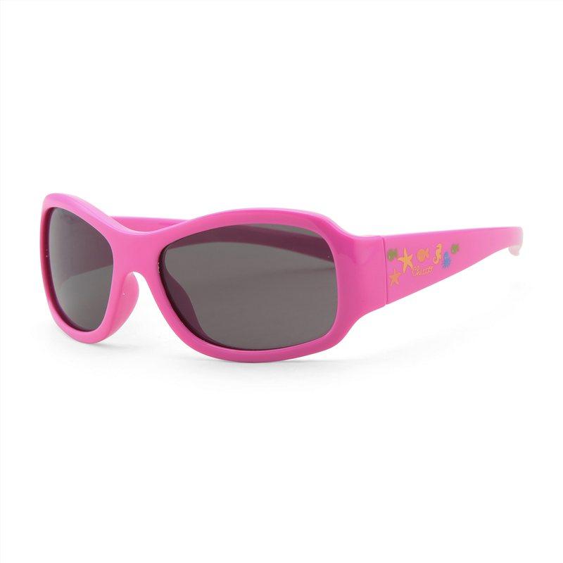Occhiali da sole girl fluo pink 24m+