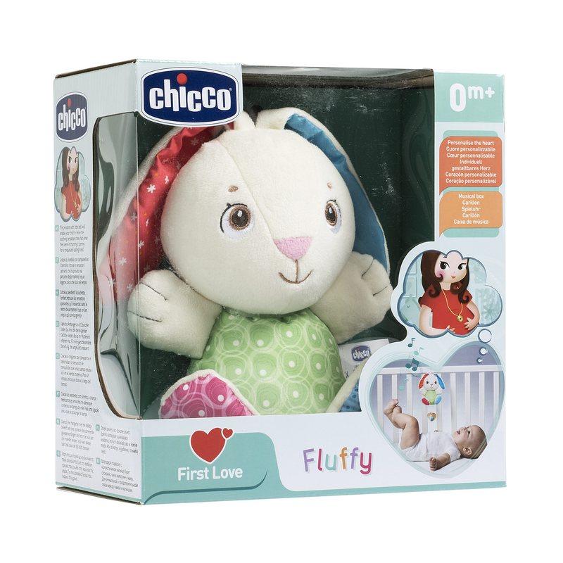 Fluffy Carillon Coniglietto