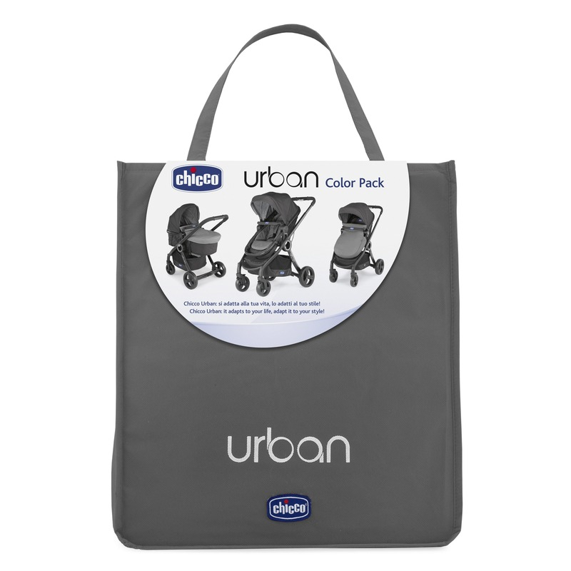 Color pack Urban Antracite 1 color pack