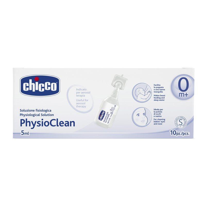 Soluzione fisiologica Physioclean 5 ml 10 pz