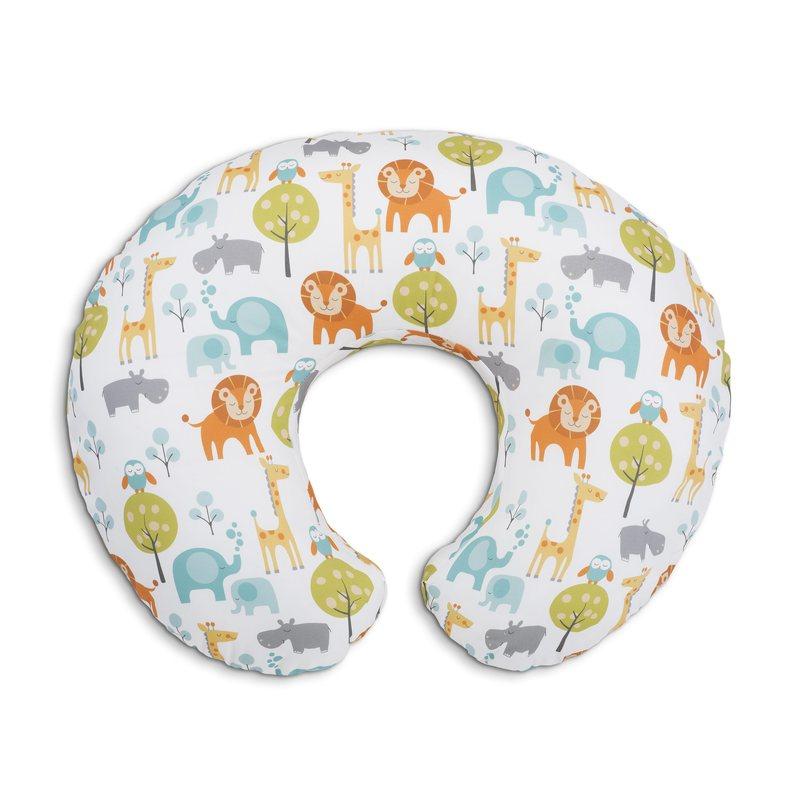 Cuscino allattamento Boppy Peaceful Jungle 1 cuscino boppy