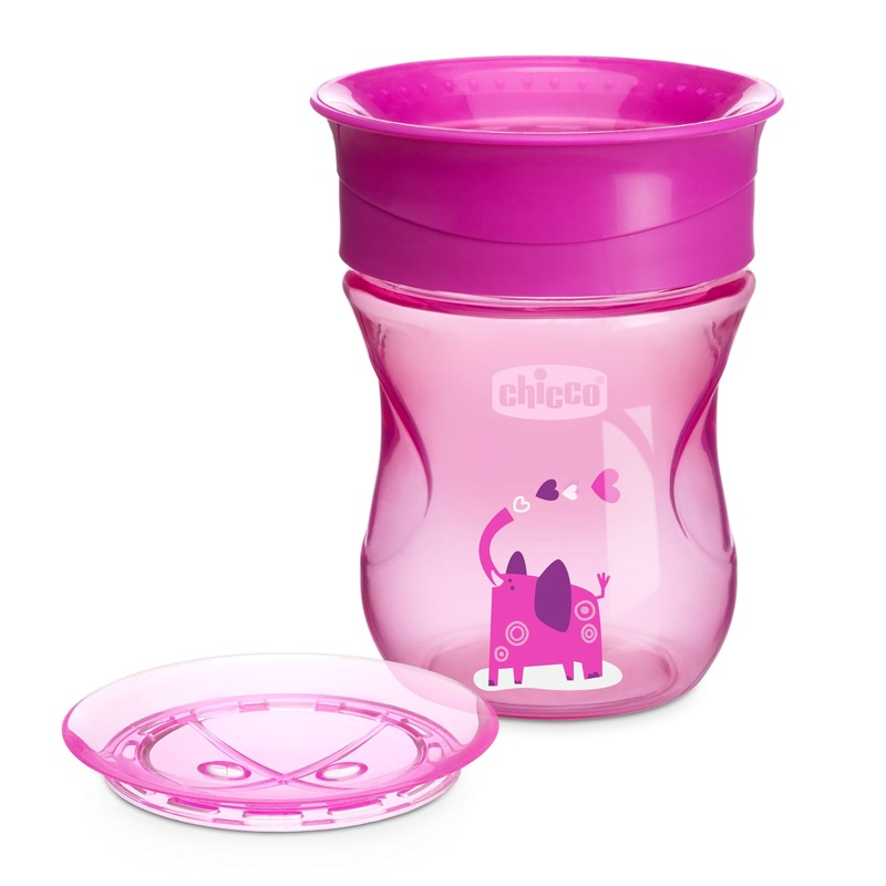 Perfect Cup 12m+ 200 ml Pink