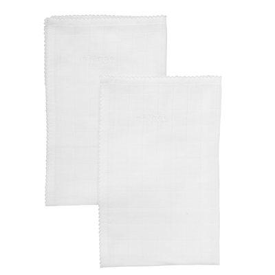 Set 2 asciugamani quadrati