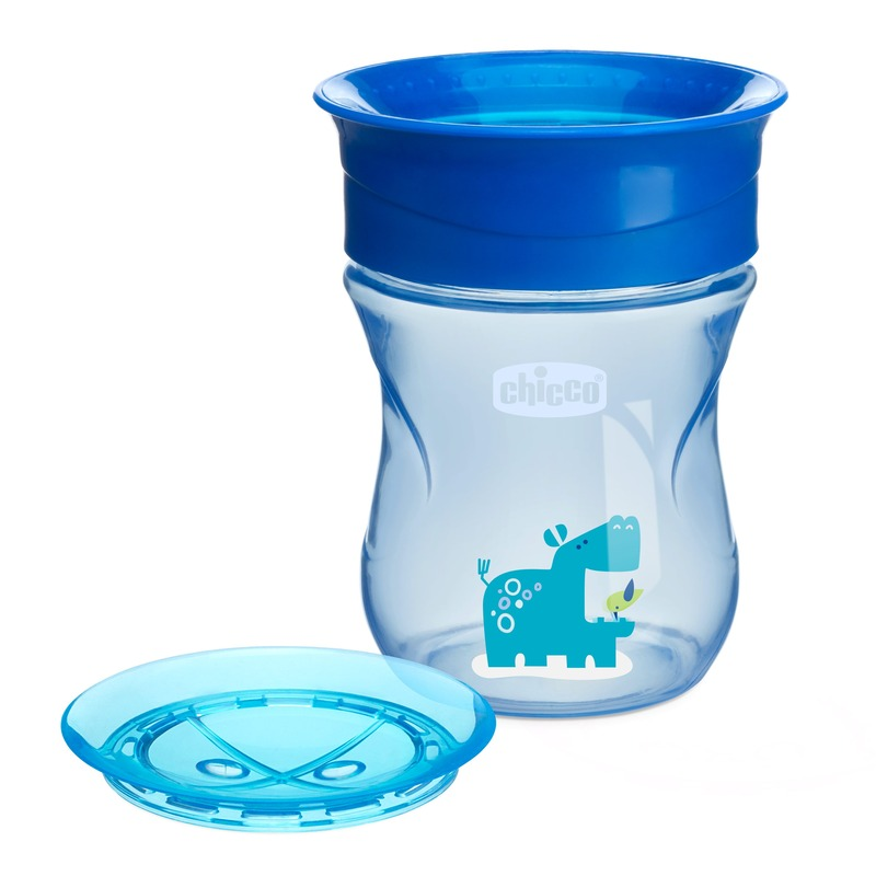 Perfect Cup 12m+ 200 ml Light Blue