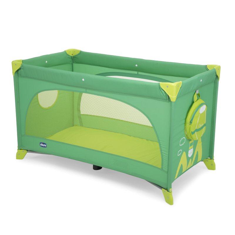 Lettino Easy Sleep Green