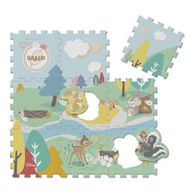 Gioco Tappeto Puzzle Bambi