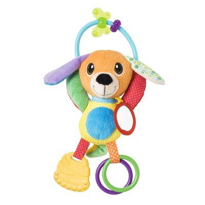 Mr. Puppy peluche attività