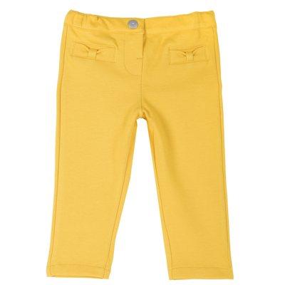 Pantalone con fiocchetti