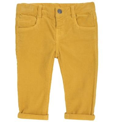 Pantalone velluto a coste stretch