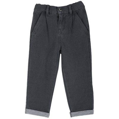 Pantalone felpa non garzata