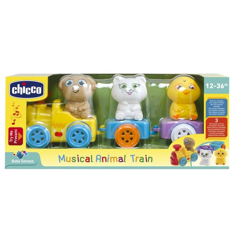 Trenino Musicale degli animali