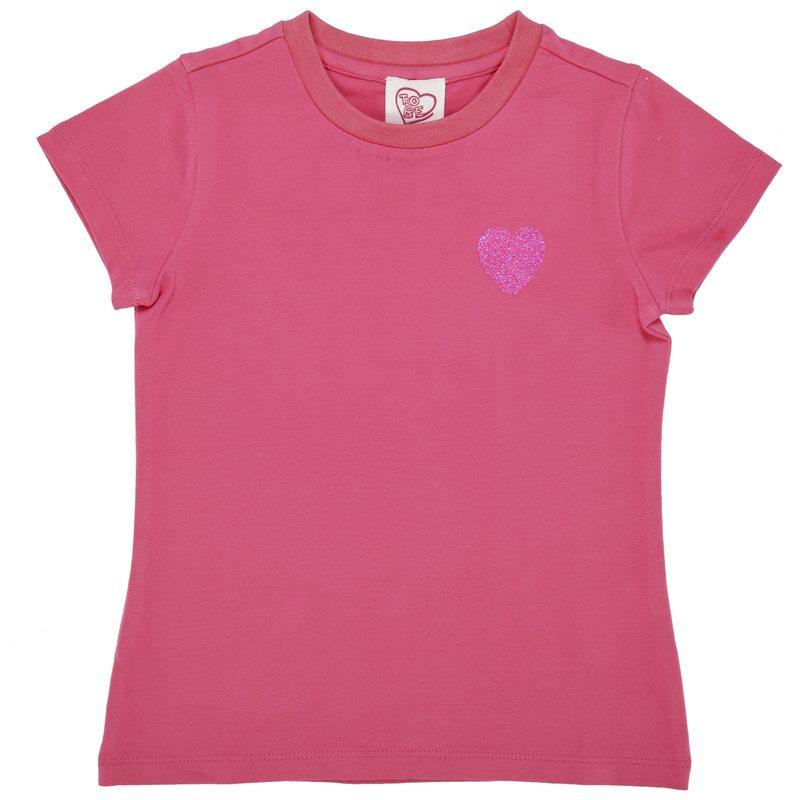 T-shirt con cuore