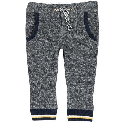 Pantalone lungo in felpa con laccetto