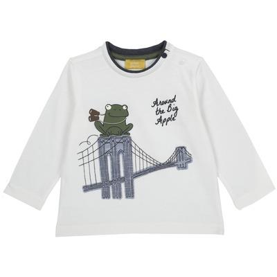 Maglietta con ranocchia