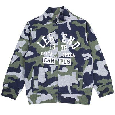 Cardigan camouflage