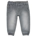 Pantalone lungo denim maglia 9M GRIGIO MEDIO