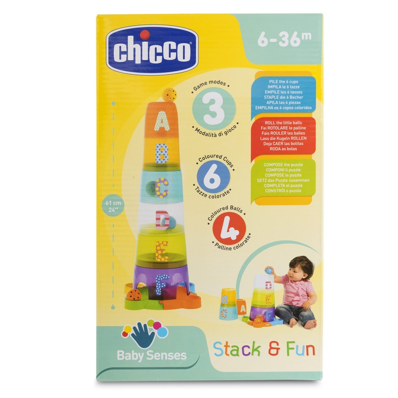 Torre Stack & Fun
