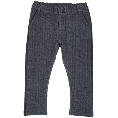 Pantalone lungo felpa baggy shape