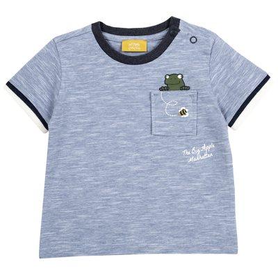 T-shirt con ranocchia