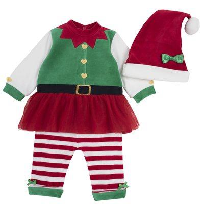 Set blusa e pantalone elfa