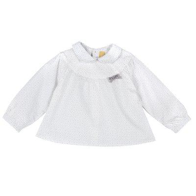 Camicia con fiocchetto