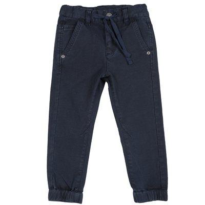 Pantalone Baggy Shape in twill