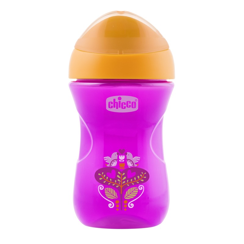 Easy Cup 12m+ 266 ml Light Pink