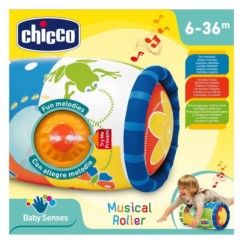 Musical Roller