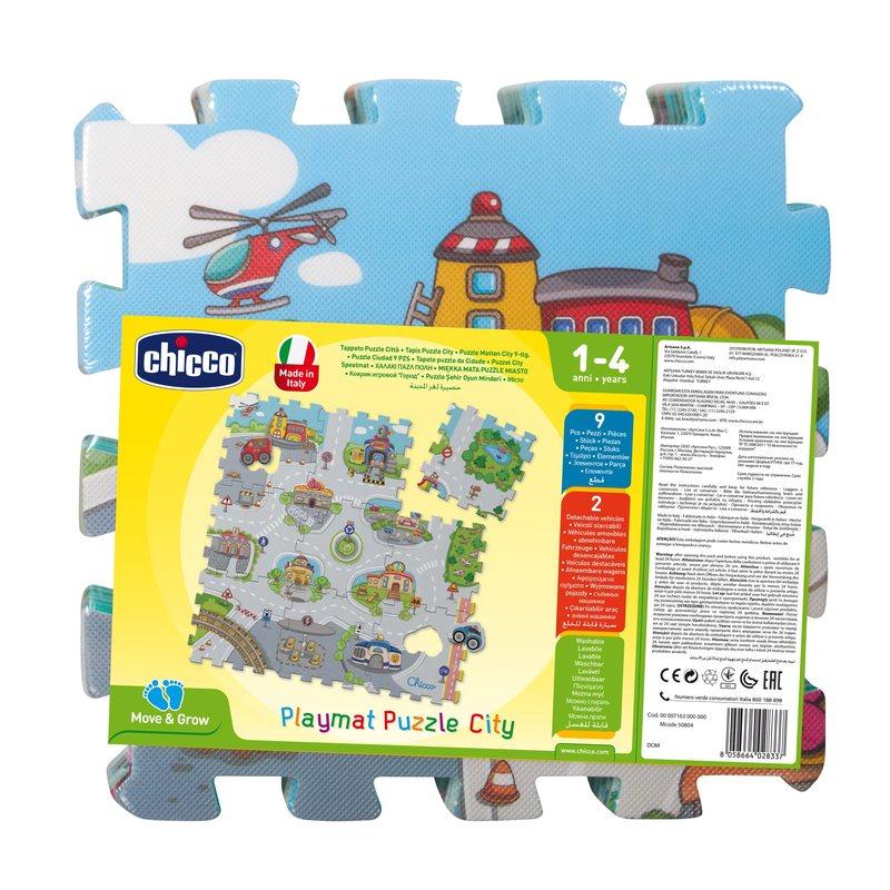 Tappeto Puzzle Città 1 tappeto puzzle