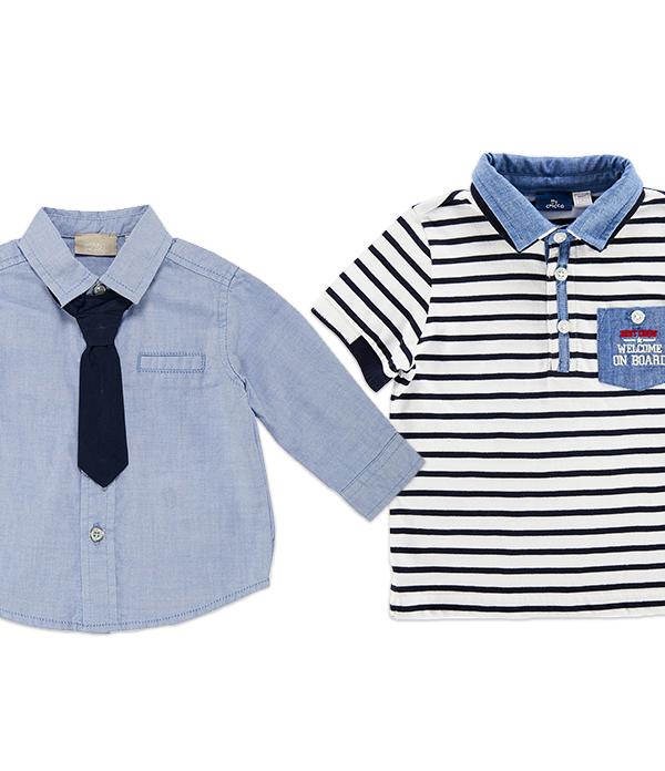 Camicie e polo