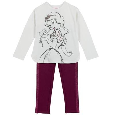 Set maglietta e leggings Biancaneve