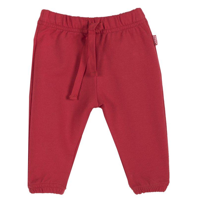 Pantalone di felpa con laccetto regolabile