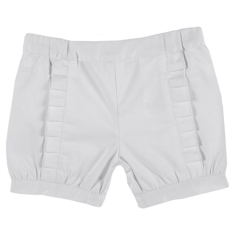 Pantaloncino con applicazioni