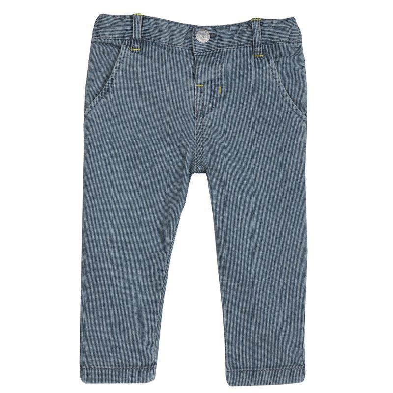 Pantaloni in denim stretch 9M BLU MEDIO