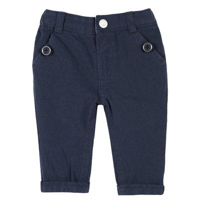 Pantaloni con bottoni