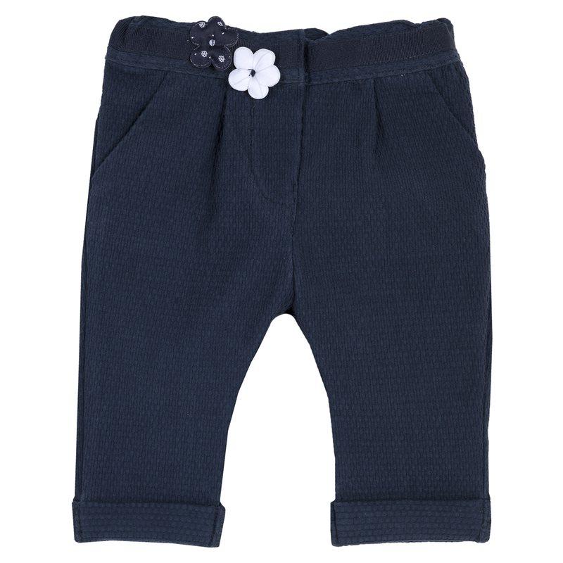 Pantaloni con fiorellini