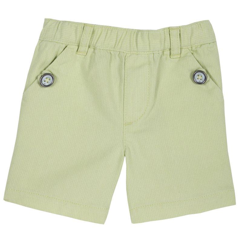 Pantaloncino con bottoni