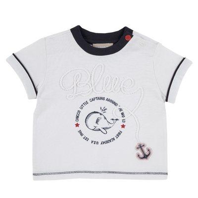 T-shirt Little Captains