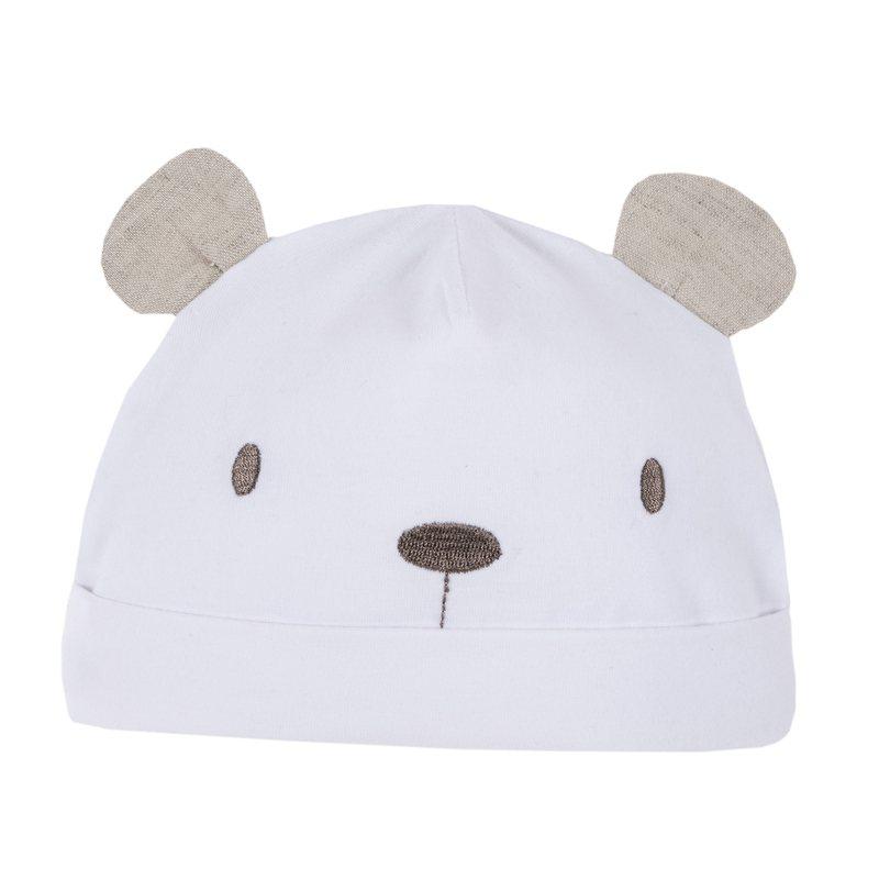 Cappello orsetto con orecchie