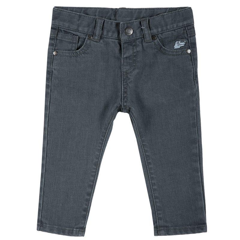 Jeans lungo 9M GRIGIO SCURO
